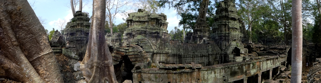 "It was easy to see why Ta Prohm was picked as a shooting location for the ""Tomb Raider"" movie."